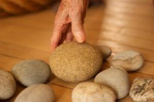 choosing stone 4